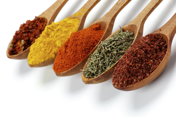 Spices and herbs for leaky gut syndrome